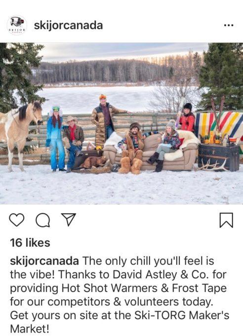 Skijor Canada