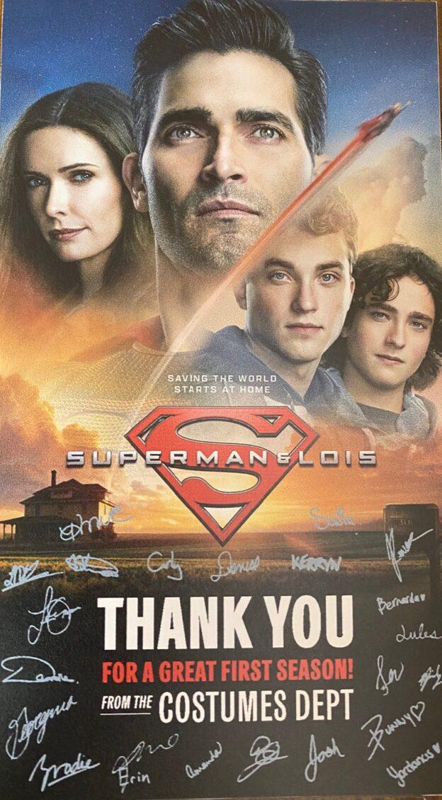 Superman & Lois!